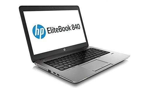 """Notebook usato HP 840 G1 14"""" Intel Core i5-4300U 1,90GHz 4GB Ram 500GB HDD Win 10 Pro (Ricondizionato Certificato)"""