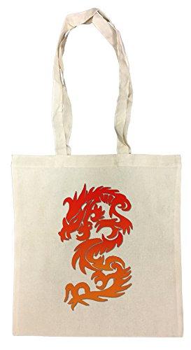 dragon-chino-bolsa-de-compras-de-algodon-reutilizable-cotton-shopping-bag-reusable