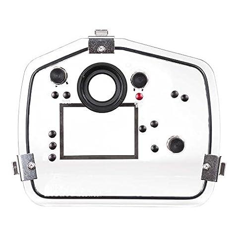 Ikelite Underwater DSLR Camera Housing Back for Canon EOS 5D Mk III/IV/5DR Max 50' [73702BK]