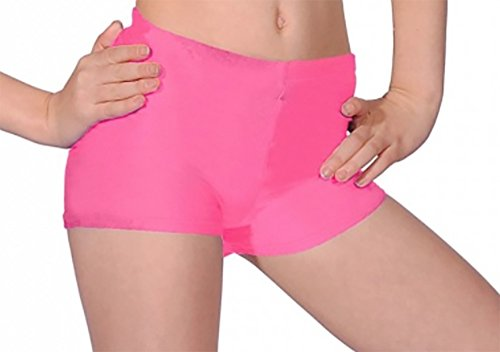 Roch Valley Hot Micro Shorts Fluo Pink
