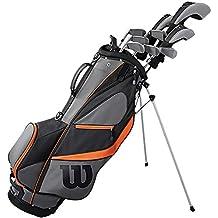 a82762565f58a WILSON Golf 2019 X31 - Bolsa de Soporte para Palos de Golf para Hombre