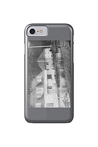 Tillamook Bay, Oregon - Tillamook Bay US Coast Guard Station (iPhone 7 Cell Phone Case, Slim Barely There) Tillamook Bay