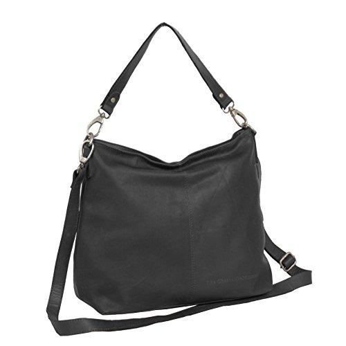 The Chesterfield Brand Victoria Schultertasche Leder 29 cm Black