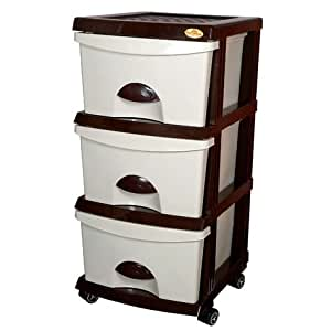 National Drawer 3 Tier
