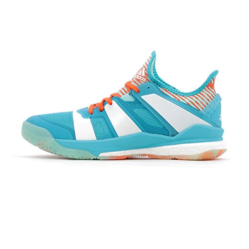 adidas Stabil X Chaussure Sport en Salle - AW17 Energy Blue/Footwear White/Energy