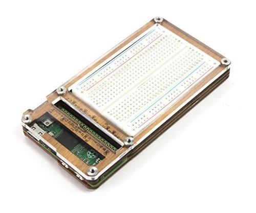 Zebra Zero Plus für Raspberry Pi Zero-Holz Plus - Raspberry Brot Pi Board