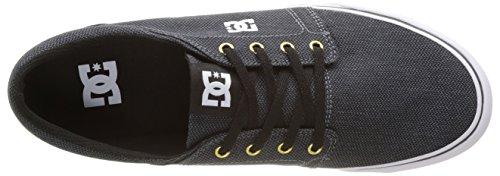 Multicolore Homme Dc Shoes Trase Se Bassi Grigio nero Cestini Tx Zf0qwgF