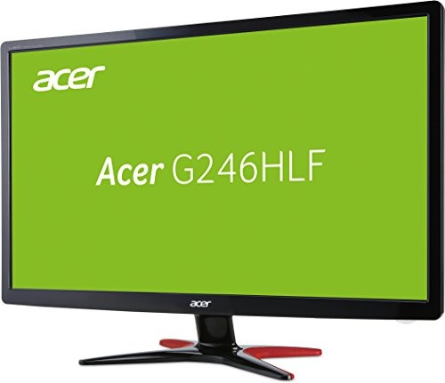 Acer G246HLF – 24″- Widescreen Monitor - 3