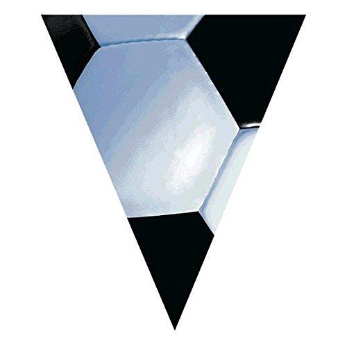 amscan International Wimpel-Banner Fußball