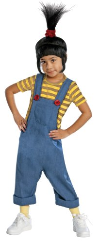 Gru Aus Despicable Me Kostüm - Rubie's Agnes (Despicable Me 2TM) - Kids Costume Small
