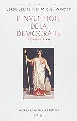 L'invention de la démocratie (1789-1914)