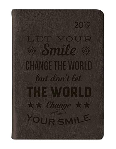 Ladytimer Mini Deluxe Black 2019 - Taschenplaner / Taschenkalender