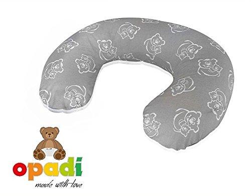 Opadi Cojín Mini, Lactancia cervical, stillmond, cojín para viaje, diseño de animales Koala