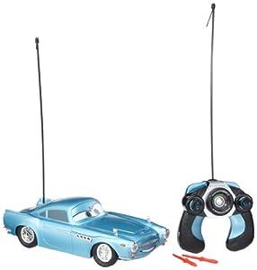 Dickie-Spielzeug 203089508 Disney Cars 2 - Coche por control remoto diseño Finn McMissile Importado de Alemania , Modelos/colores Surtidos, 1 Unidad