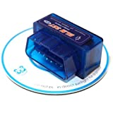 LYL Neueste ELM327 Bluetooth V1.5 OBD2 OBD II Auto-Diagnose Scanner Mini Adapter