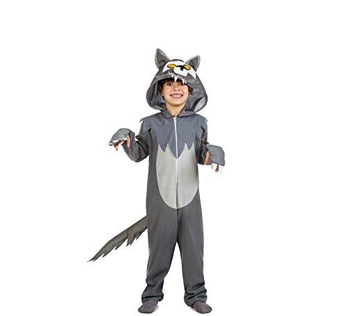 Imagen de disfraz de lobo infantil 5 6 años