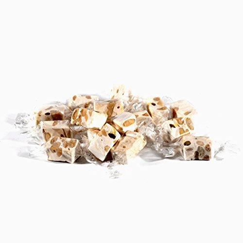 Dominos Nougat Blanc Papillotes