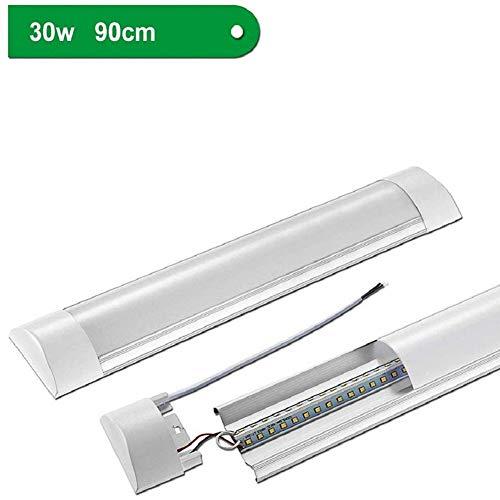 30W Pantalla Carcasa Tubo led integrado