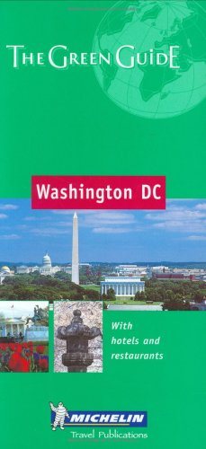 Washington D.C. 2004 (en anglais) par Guide Vert