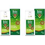 2 X Relec Extrafuerte Spray Antimosquitos - 75 ml DUPLO