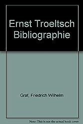Bibliographie Ernst Troeltsch