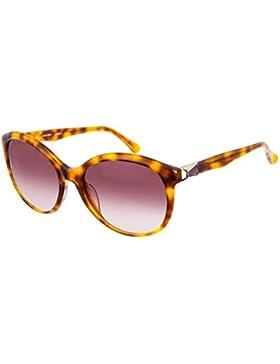 Calvin Klein Damen Sonnenbrille Habana Unica