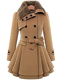 Suchergebnis auf Amazon.de für  Mantel A-linie - Jacken, Mäntel   Westen    Damen  Bekleidung bc775cf2e9