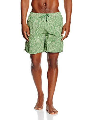 Marc O'Polo Body & Beach Herren Badeshorts Grün (grün 700)