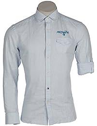 Arqueonautas Business Loisirs Taille S Couleur Chemise pour Blue 201244–4100S à 3X L