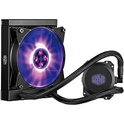 Cooler Master MasterLiquid ML120L RGB Sistema di Raffreddamento a Liquido 'Radiatore da 120mm, all-in-One, LED RGB' MLW-D12M-A20PC-R1