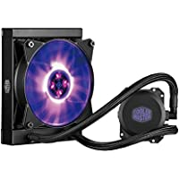 Cooler Master MasterLiquid ML120L RGB CPU Water Cooler 'Radiateur de 120mm, All-In-One, LED RGB' MLW-D12M-A20PC-R1