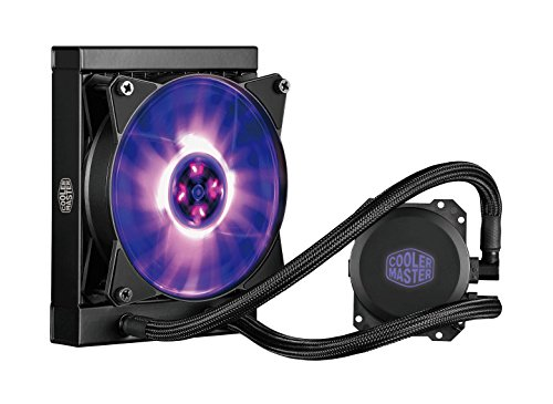 Cooler Master MasterLiquid ML120L RGB - Sistemas de refrigeración líquida '120mm Radiador, All-In-One, LED RGB' MLW-D12M-A20PC-R1