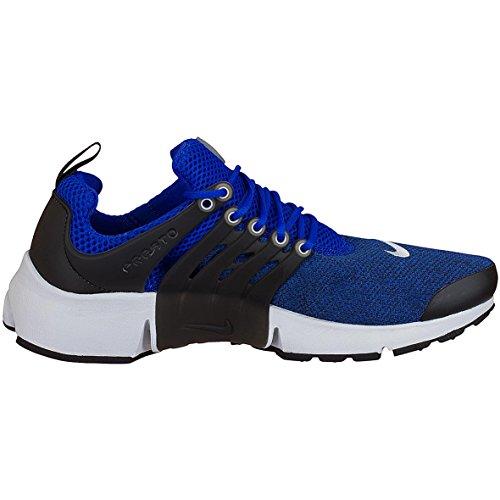 NIKE Air Presto Essential Baskets Trainer 848187 Bleu roi/noir