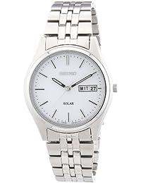 Seiko Herren-Armbanduhr Solar SNE031P1
