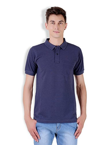 Tapasya Indigo Mill Polo T-Shirt