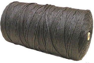 2mm / 4mm Reparaturgarn für Netze / Schnür- und Hängleine (2 mm gedrehtes Bindegarn) [Net World Sports]