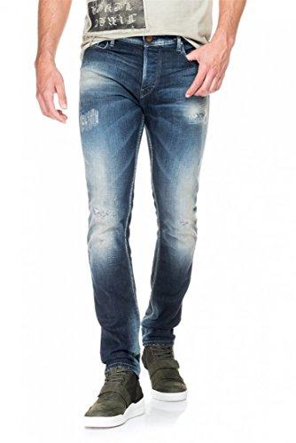 Salsa -  Jeans  - Uomo azzurro W31/L32