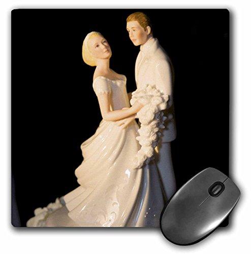 3drose LLC 20,3x 20,3x 0,6cm Maus Pad, Dominikanische Republik, Hochzeit Kuchen Dominikanischen Republik, topper-ca14jen0178-Jim Engelbrecht (MP 76119_ 1)