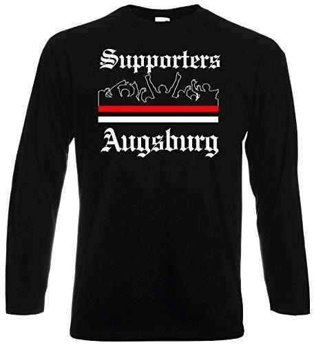 world-of-shirt / Augsburg Herren Longsleeve Supporters Ultras