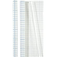 Brunnen 1040061, Wrapping Foil for Book, Transparent, 1 m x 0.45 m