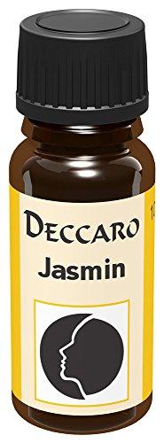 DECCARO Huile aromatique ' jasmin', 10 ml (huile de parfum)