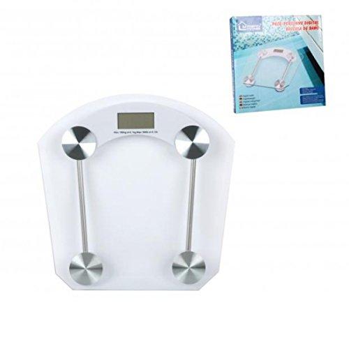 Personenwaage Bewertung (Hohe Präzision Digital Body Gewicht Personenwaage)