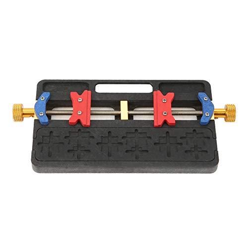 Motherboard-chip (Akozon BGA Leuchte, IC Chip Löten PCB Halterung Halter Telefon Reparatur Spannwerkzeug BGA Chip Motherboard Jig Board Halter)