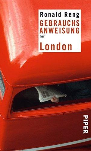 Gebrauchsanweisung f??r London by Ronald Reng (2004-10-31)