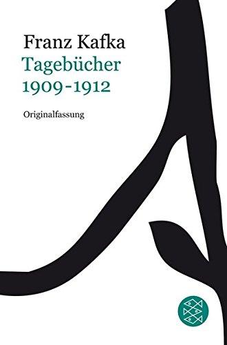 Buchseite und Rezensionen zu 'Tagebücher: Band 1: 1909-1912 (Franz Kafka, Gesammelte Werke in der Fassung der Handschrift (Taschenbuchausgabe))' von Franz Kafka