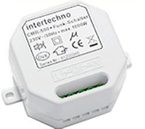 CMR-500 Funk-Jalousieschalter Intertechno für Rollos, Rohrmotore Logitech-videoüberwachung