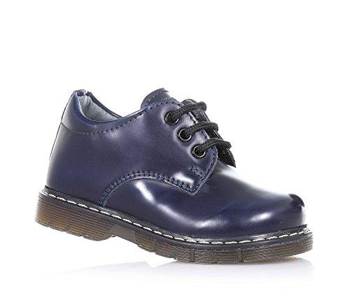 CIAO BIMBI - Inglesina blu stringata in pelle, curata in ogni dettaglio ed in grado di coniugare stile, qualitàe sicurezza, Bambino, Ragazzo-26