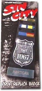 Sin City Badge Prop - Hartigan