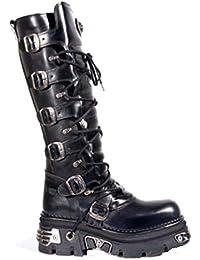 f2406ce481c Amazon.fr   New Rock - New Rock   Bottes et bottines   Chaussures ...