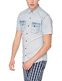QS by s.Oliver - 40.405.22.5920 - Chemise casual Homme